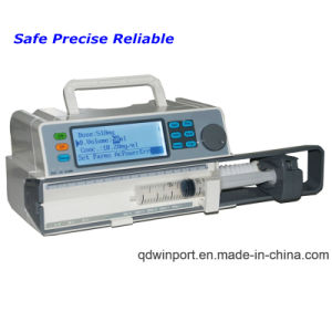 Ce Marked Medical Syringe Pump (WP08N) pictures & photos
