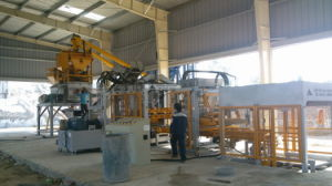 Concrete Brick Machinery pictures & photos