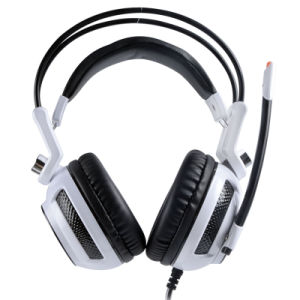 Gaming Headset Computer Game Headset in High Quality (GM-J96-004)