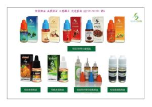 Rich Flavor Electronic Cigarette Oil Eliquid (HS-001) pictures & photos