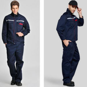 Working Overall/Protective Overall/100% Cotton Overall pictures & photos