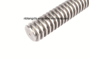 High Precision Trapezoidal Thread Lead Screw pictures & photos