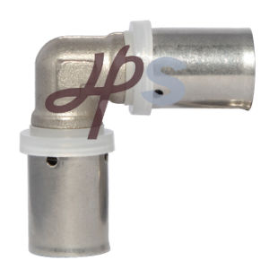 Brass Push-in Fitting with Nickel Surface pictures & photos