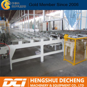 Edge Sealing&Cutting Machine for Gypsum Board Production Line pictures & photos