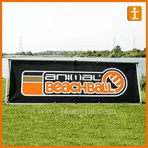 Custom Advertising Vinyl PVC Banner (TJ-80) pictures & photos
