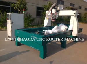 4 Axis CNC Milling Machine, 4 Axis CNC 3D Foam Styrofoam pictures & photos