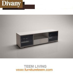 Living Room LED Light TV Cabinet pictures & photos
