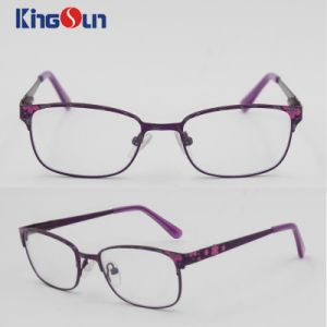 2016 New Kids Metal Frames with Spring Optical pictures & photos