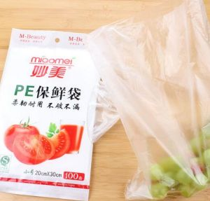 Plastic Pouch Bag Organ Bag for Freshness Protection Package Daily Use pictures & photos