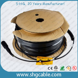 High Quality Waterproof Pdlc Fiber Optical Patch Cord pictures & photos
