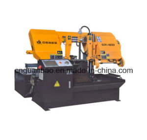 CNC Band Saw Gzk-4233 for Metal Cutting pictures & photos