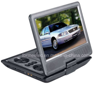 "7"" LCD Portable DVD Player with TV ISDB-T pictures & photos"