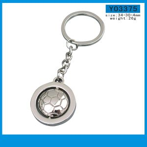 Wholesale All Types of Custom Logo Leather/Metal/Wooden Keychain pictures & photos