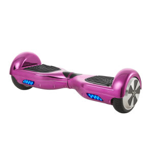6.5inch Electroplate Two Wheels Hoverboard Smart Self Balancing Scooter pictures & photos