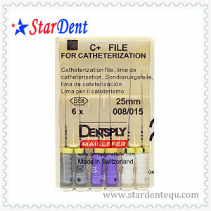 Endodontic Dentsply Maillefer C+ File Product of Dental Equipment Files pictures & photos