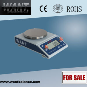0.01g 0.001g, 0.0001g Electronic Weighing Scale with LCD Display pictures & photos