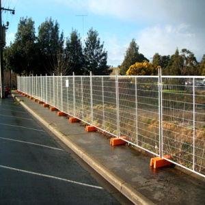 Australian Temporary Fence for Construction Sites pictures & photos