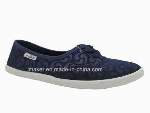 Comfortable Woman Canvas Shoes (J2510-L)