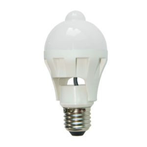 Newest High Quality LED Globe Bulb with Sensor pictures & photos