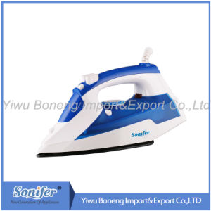 Sf-9001 Travelling Steam Iron Electric Iron with Ceramic Soleplate (Blue) pictures & photos