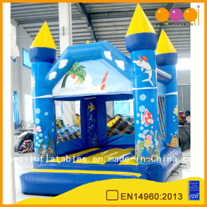 Hot Sales Inflatable Jumping Castle with Under Sea Design (AQ518) pictures & photos