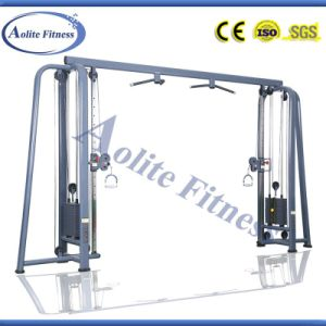 Pin Loaded Strength Gym Equipment / Cable Crossover Machine pictures & photos