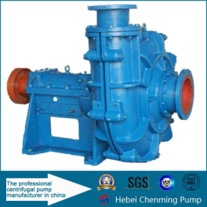 Zj Abrasion Resistant Centrifugal Lime Sand Slurry Pump pictures & photos