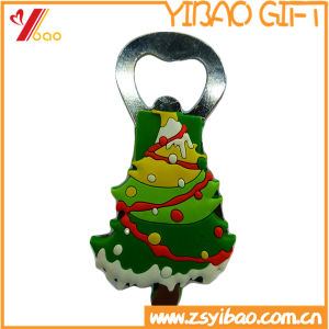Custom Christmas Tree Shape Bottle Opener (YB-LY-O-07) pictures & photos