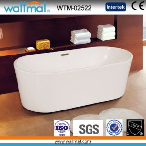Featheredged High Quality Free Standing Bath Tub pictures & photos