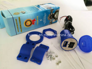 Electric Bike Cell Phone Charger
