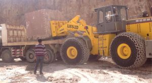Forklift Truck Designed for Quarry Environment pictures & photos