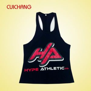 Cotton Gym Singlets Tank Tops Hot Sale pictures & photos