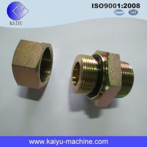 Orfs Male Brass 0-Ring Nipple Adapter pictures & photos