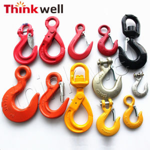 Forged Steel Rigging Clevis Grab Hook with Latch pictures & photos