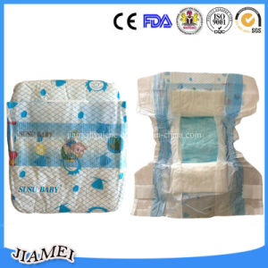 Super Soft Breathable Baby Diapers OEM and Various Packages Available pictures & photos