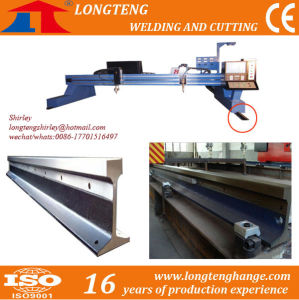 China Steel Rail/ Guide Rail for CNC Plasma Cutting Machine pictures & photos