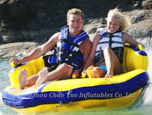 Towable Inflatable Water Ski for Water Sport Game (CY-M1893) pictures & photos