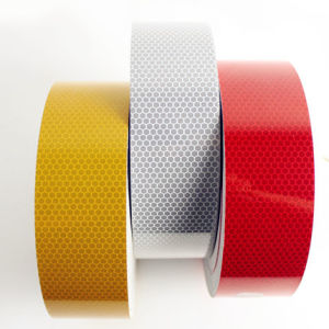 DOT C2 Reflective Tape for Truck Conspicuity (CT-200) pictures & photos