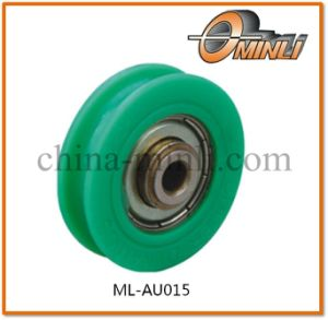 Plastic Bearing for Display Cabinet (ML-AU015) pictures & photos