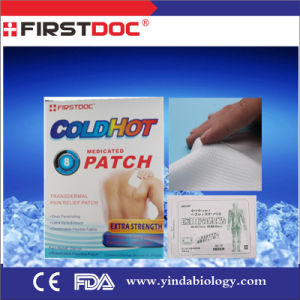 Hot Sale Healthcare Products Back Pain Plaster/Pain Relief Patch pictures & photos