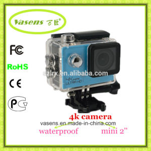 Waterproof Original Cam 4k WiFi Action Camera pictures & photos
