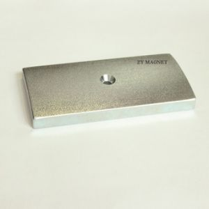 Arc Segment Magnets for Disc Type Wind Turbines pictures & photos