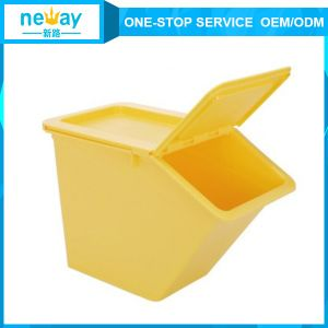 50L Household Plastic Storage Box for Food and Clothes pictures & photos