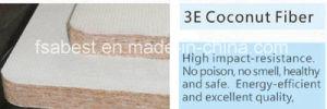 3e Environmental-Friendly Coconut Fiber Mattress ABS-3301 pictures & photos