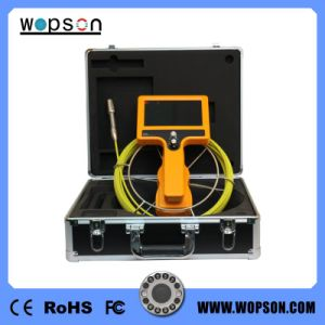 Wopson Handheld Pipe Inspection Camera with 7 Inch Screen pictures & photos