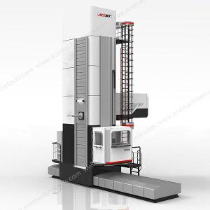 CNC Floor Type Milling & Boring Machine Center pictures & photos