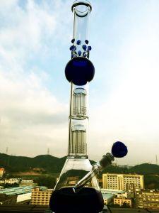 Enjoylife Hbking Smoking Waterpipe Mathematic Glasss Beaker Scientific Glass Water Pipe 420 pictures & photos