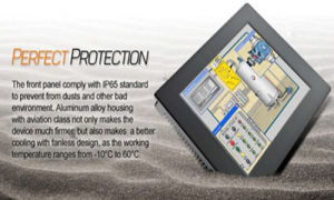 """12"""" Industrial Rugged Fanless All in One PC IP65 Waterproof pictures & photos"""