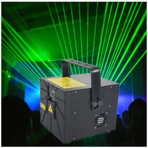 DJ Lighting RGB 3000MW Stage Club Laser Light (GA-638-RGB3000) pictures & photos