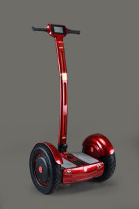Popular Outdoor 15 Inch Standing-up Self-Balancing Electric Scooter pictures & photos